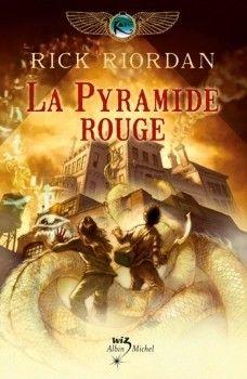 Les chroniques de Kane, tome 1 : La pyramide rouge (Rick Riordan) http://bookmetiboux.blogspot.fr/2011/10/chronique-les-chroniques-de-kane-tome-1.html