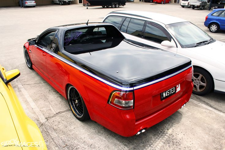 Holden VE SV6 Ute 10 by small-sk8er on DeviantArt