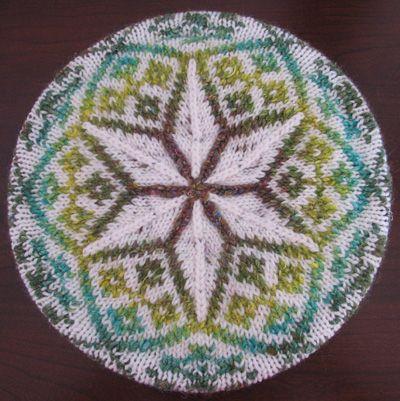 Three Tams - Winter 2007 - Knitty - free