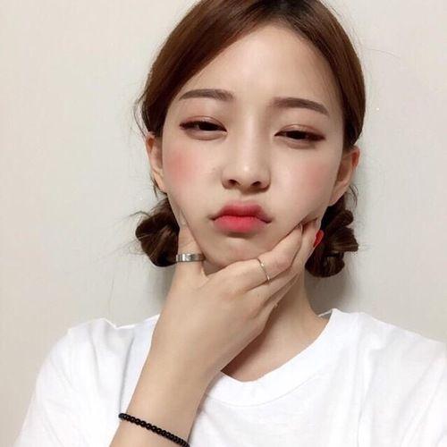 ulzzang, girl, and korean image