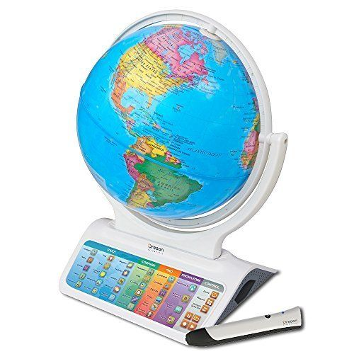 Smart Globe Infinity SG328 - Interactive Globe with Updatable Touch Pen Technology >>> Continue @