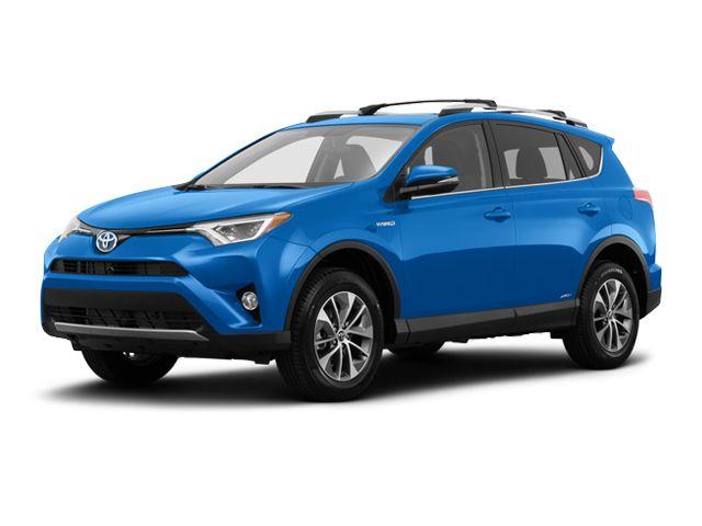 2016 Toyota RAV4 Hybrid - SUV - Electric Storm Blue