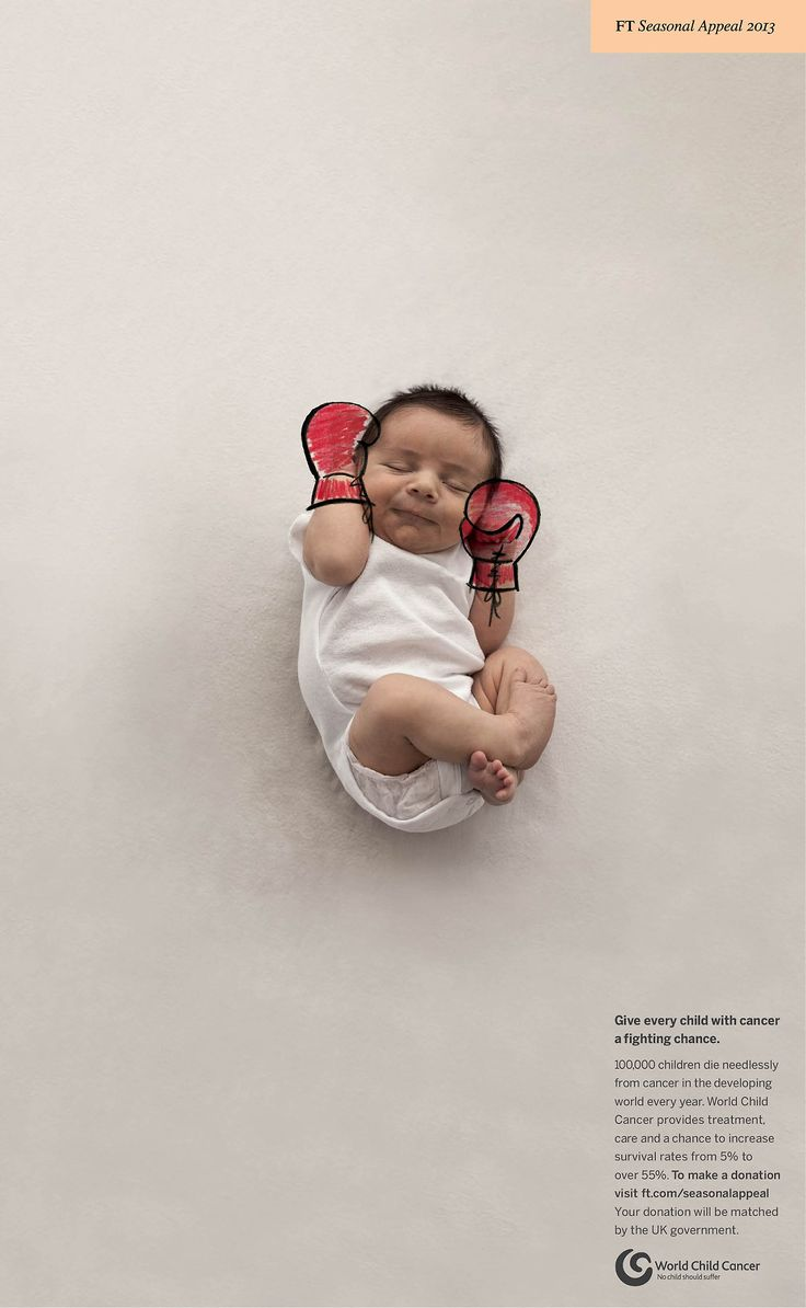 GIVE EVERY CHILD WITH CANCER A FIGHT CHANCE World Child Cancer / Financial Times