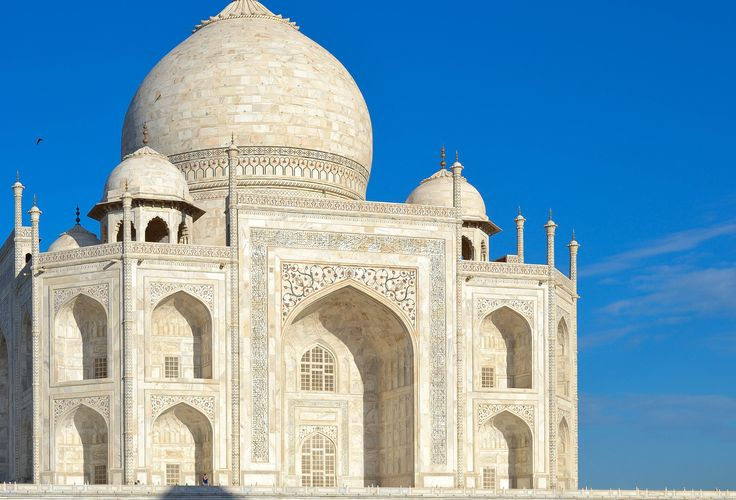 White Taj by Dayla de Knegt - Photo 125069111 - 500px