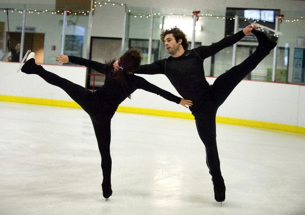 American figure skating pairs team Keauna McLaughlin and Rockne Brubaker trained in Aliso Viejo in preparation for the 2010 Winter Olympic Games. The pair formed their partnership in February 2006. They are guided by veteran figure skating coach John Nicks.
