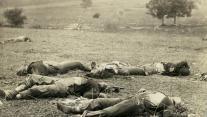 Gettysburg: Casualties of war July 1863