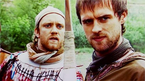 Robin Hood- Season 1 Episode 2: Sheriff Got Your Tongue?
