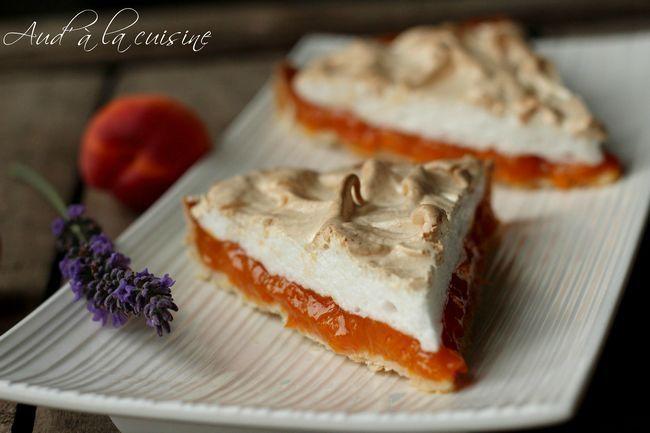 Food, Aud, Abricot Meringué, Apricot, Sweet Pies, Pie, Gâteaux Aux ...