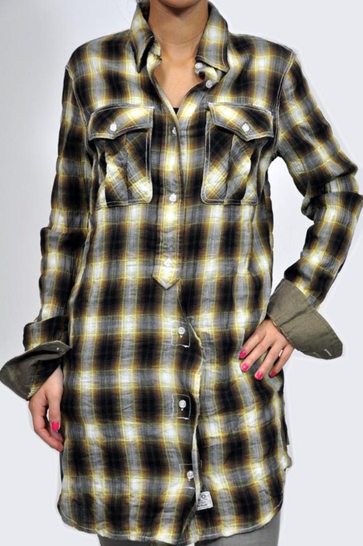 Camicia Blauer scacco