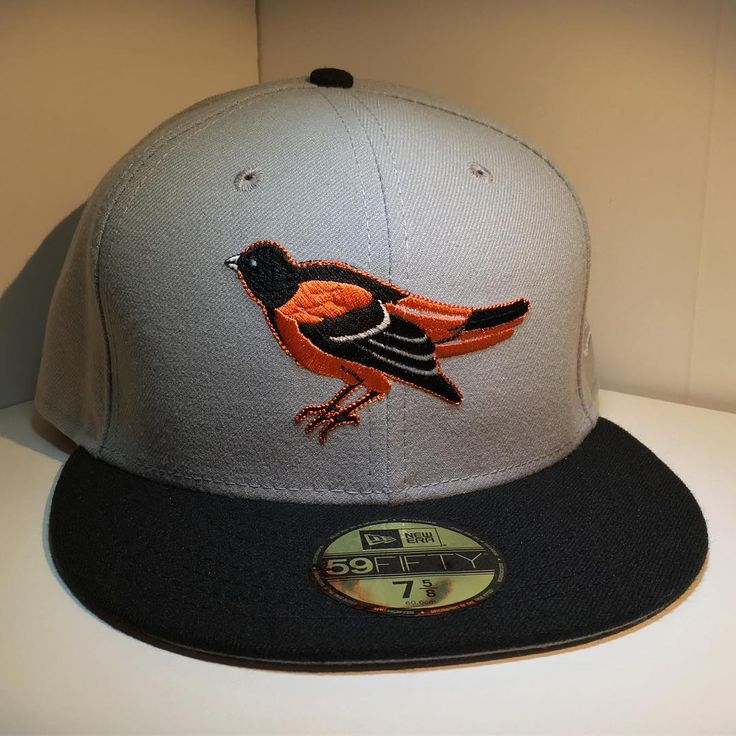 Fitted of the Day! 1995 Baltimore Orioles Retro Alternate