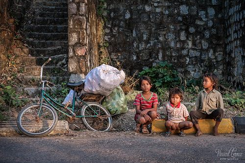 Les enfants de Kep - Cambodge