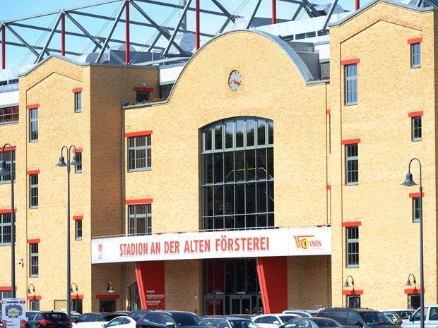 Wazzup2Das Neue Hauptgebude Des 1 FC Union Berlin An Der Alten Frsterei