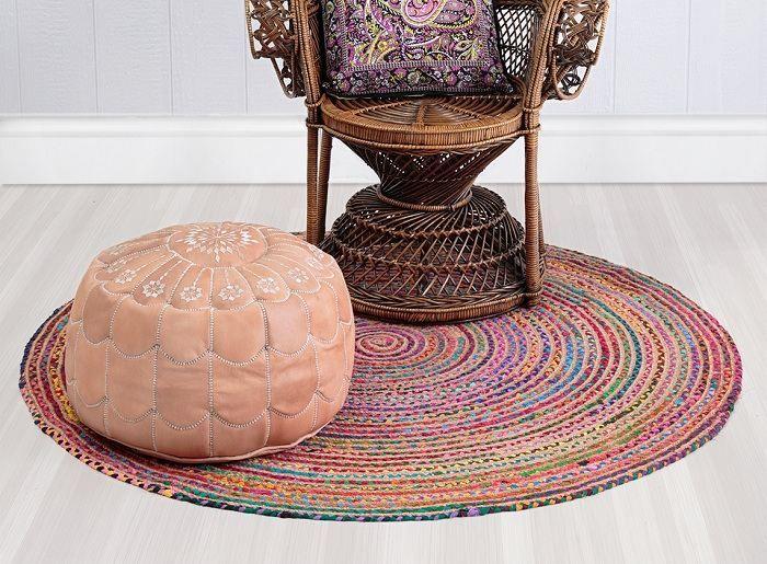 Runder teppich beige  Die besten 25+ Runde teppiche Ideen nur auf Pinterest | Teppich ...
