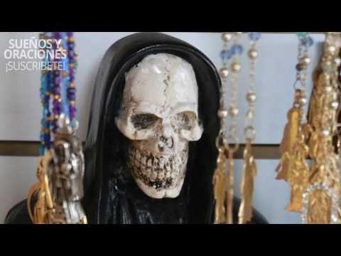 Oraciones a la Santa Muerte para el dinero