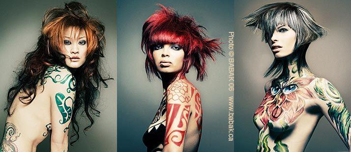 Contessa Hair Awards