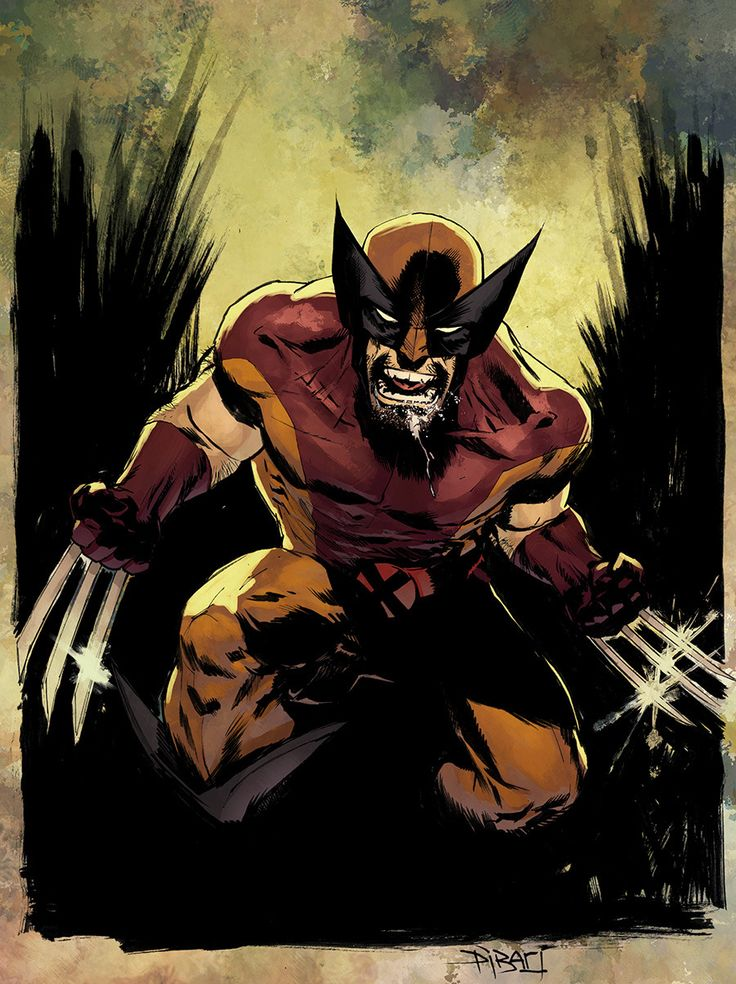 Wolverine by Christian DiBari and Spicercolor