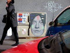 TKV (Walls of Belgrade) Tags: streetart pasteup wall graffiti mural serbia belgrade beograd tkv