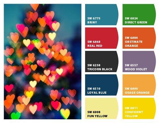 78 Best Images About I Love Color Palettes On Pinterest