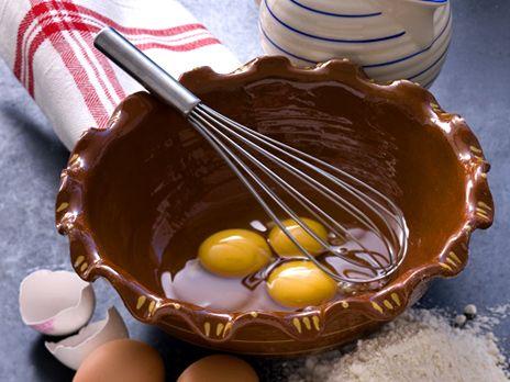 Grundrecept för pannkakor och plättar | Recept.nu