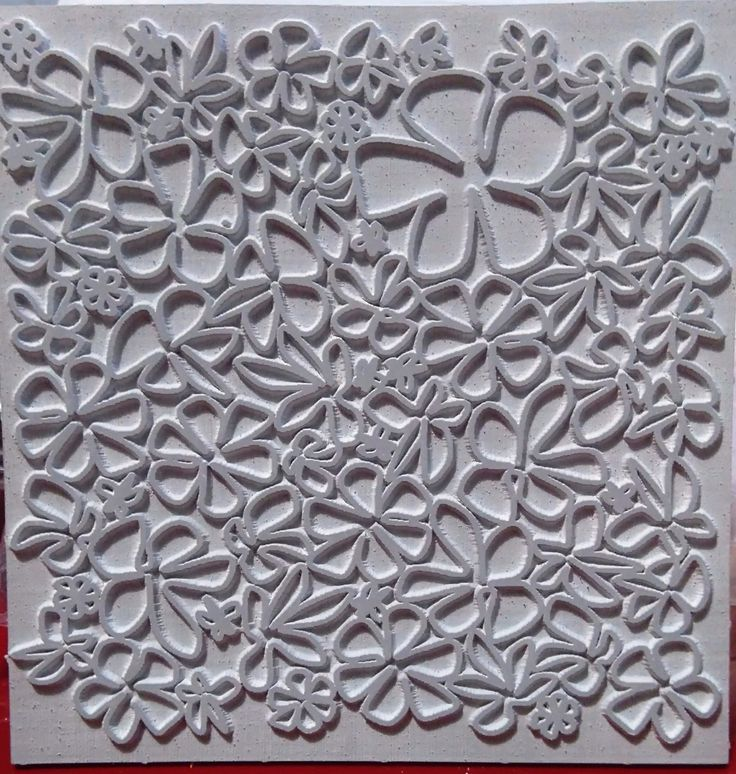 Texturas Winnu para la Arcilla polimerica