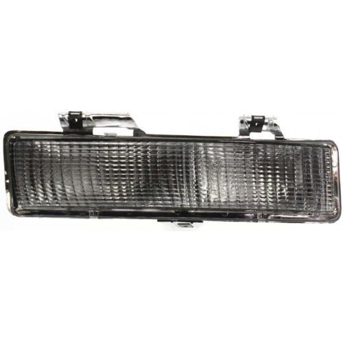 1987-1996 Chevrolet Beretta Signal Light LH,Lens & Housing,Except Gtz & Z26