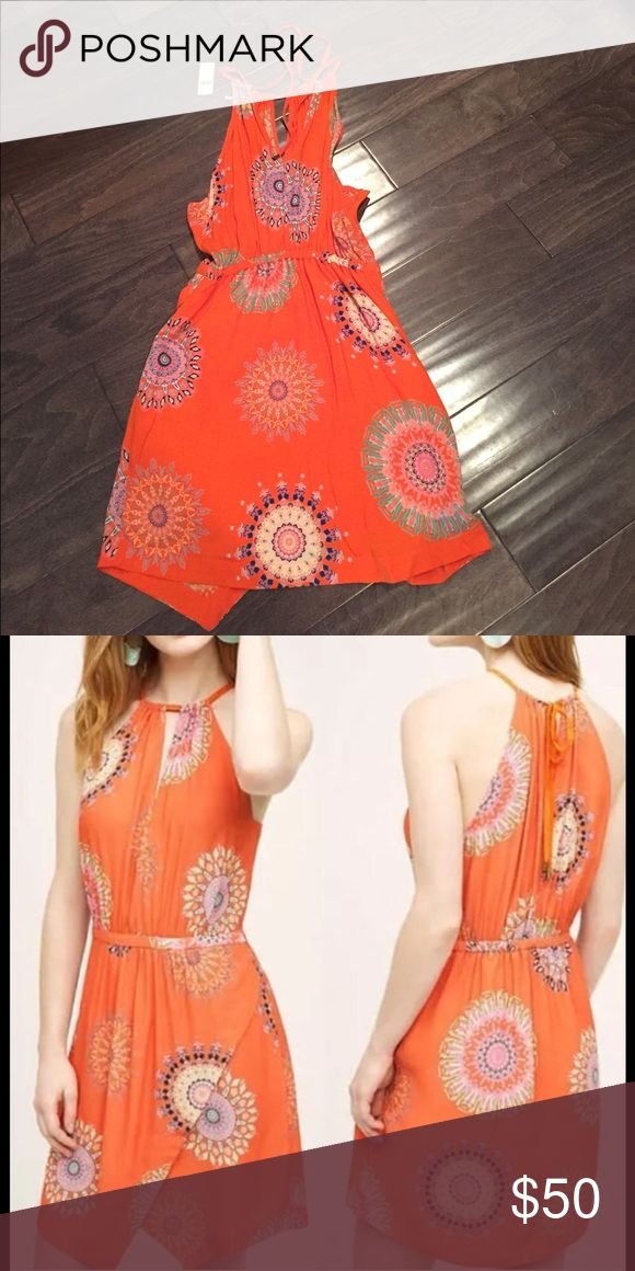 NWT Anthropology dress 👗 Brand new! Size 8 Anthropologie Dresses