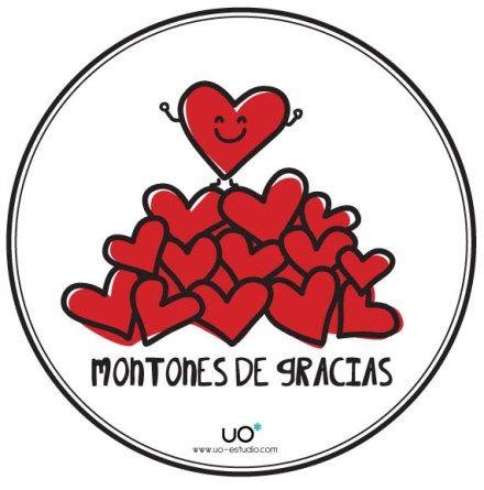 #thankyou #gracias #heart