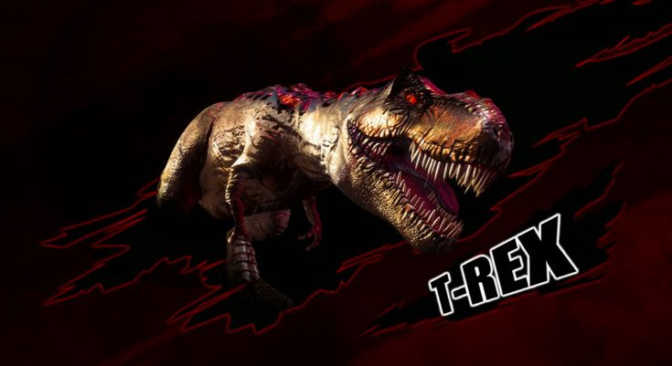 Jurassic Park 2015: T-Rex by sonichedgehog2.deviantart.com on @DeviantArt