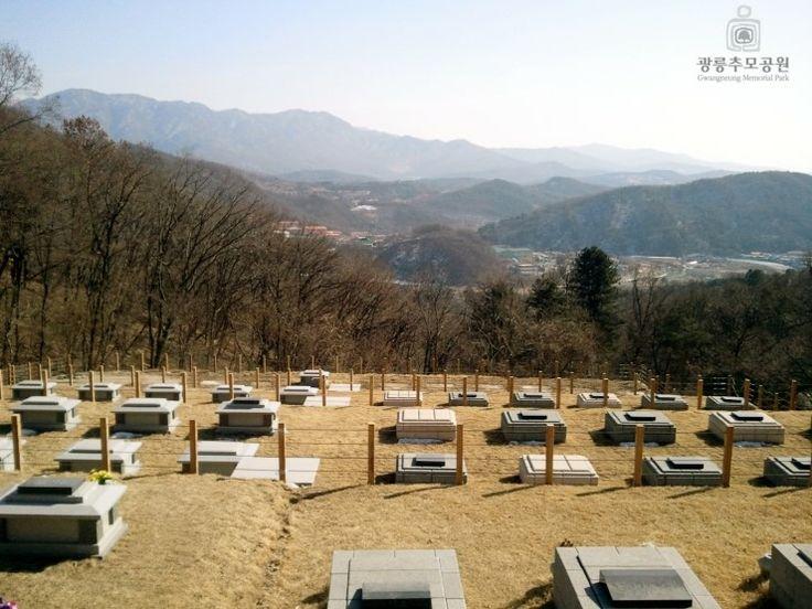 국내 최초 공원묘지 자연형 수목장 '광릉추모공원' 준공준비 완료! : 네이버 블로그