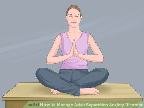 adult symptoms of seperation anxiety
