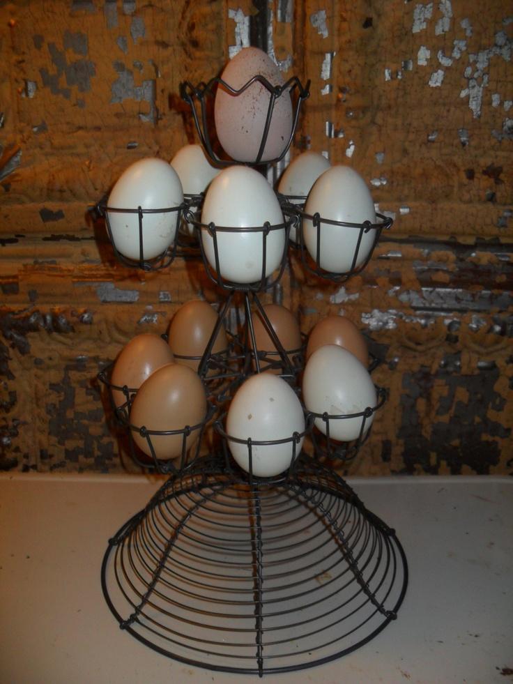 Countertop Egg Holder : Top 25 ideas about Egg Holder on Pinterest Egg storage, Chicken ...