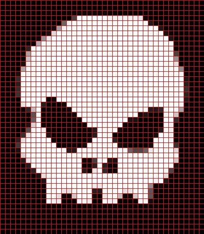 Quicky-Skull-Chart.jpg by notanartist, via Flickr    https://m.flickr.com/#/photos/notanartist/91051570/