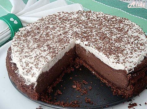 Μυρωδιές και νοστιμιές: Cheesecake (τσιζκέικ ) σοκολάτας