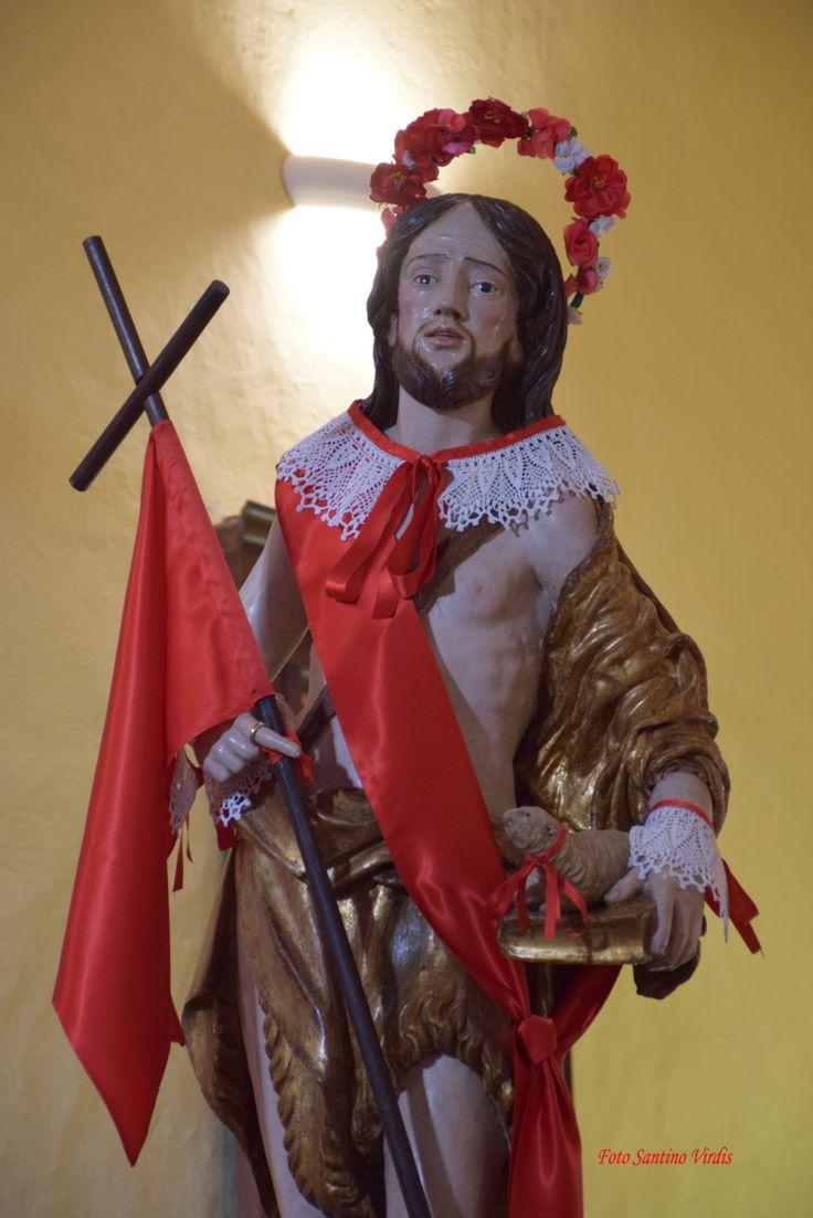 Dal 23 al 25 giugno la chiesa di San Giovanni dei Fiori ospita i tradizionali festeggiamenti in onore di San Giovanni Battista