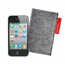 iPhone 4 | 4s cover marble grey