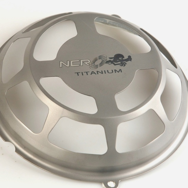 Weight savings = true emotions!!!!  For more info on NCR visit: www.ncrfactory.com