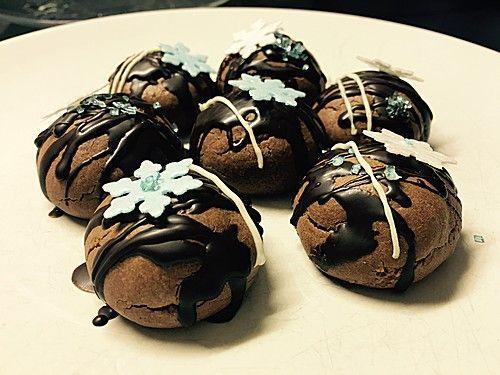 Superschnelle Nutella-Plätzchen