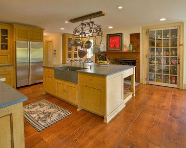 project in Bedford, NY - traditional - kitchen - new york - Amazing Spaces