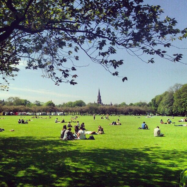 The Meadows in Edinburgh, Edinburgh