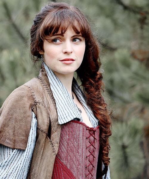 Tamla Kari in BBC's The Musketeers