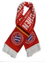 Bayern Munich scarf. Check out all of our soccer scarves.