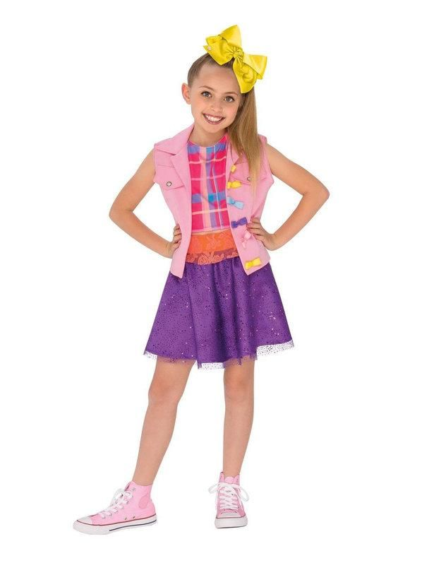JoJo Siwa video queen costume available for Halloween 2017