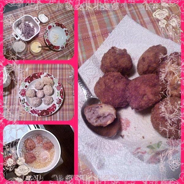 FOOD N' ROLL ...................... il blog ...: SUPPLI'...riciclando il risotto!!!