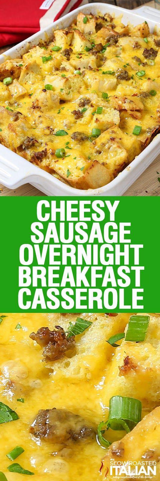 The Ultimate Christmas Breakfast Casserole #JonesFamilyRules @jonesdairyfarm #ad
