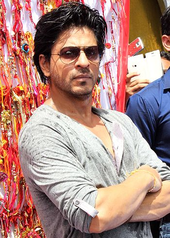 We need to empower women and also take care of them, says Shahrukh Khan!