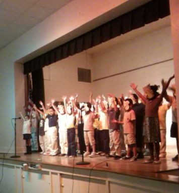 Talent Show ideas for PreK, Kindergarten, 1st or 2nd grade. **updated to include ideas from Frozen!**