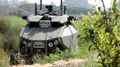 Israel Set up Mass Murderer machine Terrible, Conditions Gaza heats up, dozens of people have died due to the struggle between Israel and Hamaz, Israel finally preparing this horrible vehicle.