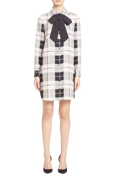 sale on jackets kate spade new york   39 griffin  39  plaid dress available at  Nordstrom