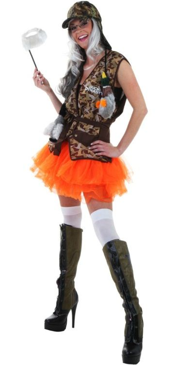 Sexy Breaking Bad and Duck Dynasty Costume Ideas - Halloween Costumes Blog