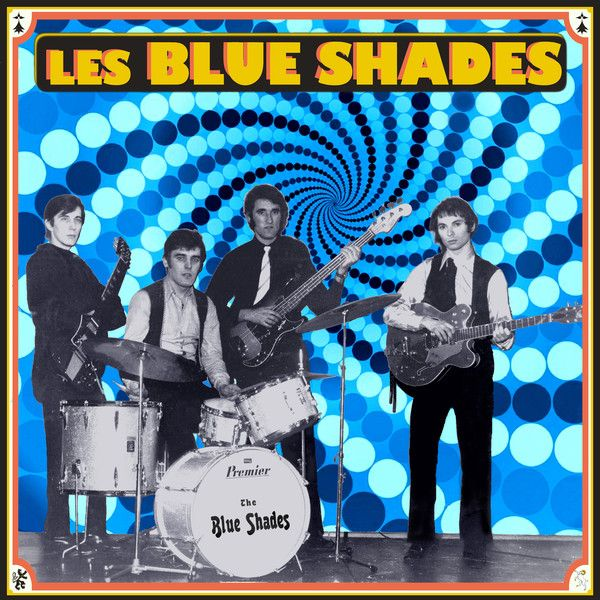 Released for the first time on LP, here's the 1965 acetate EP plus extra tracks by this French '60s beat and '70s rock band from Brest. The LP contains five originals and seven covers of songs known from Screaming Lord Sutch, Animals, CCR, etc. Limited to 300 copies on blue vinyl. BUY NOW $45 ex gst http://myvinylrevolution.com/shop/vinyl-by-genre/rock/les-blue-shades-10-ep/ #forsale #vinylrecords #vinyl  @myvinylrevolution
